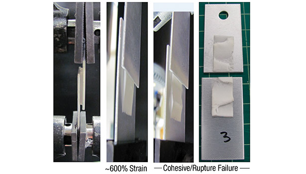 Photovoltaic Module Rail Bonding with Acrylic Foam Tapes