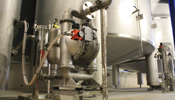 Case study air operated double diaphragm pumps provide the glue air operated double diaphragm pumps publicscrutiny Images