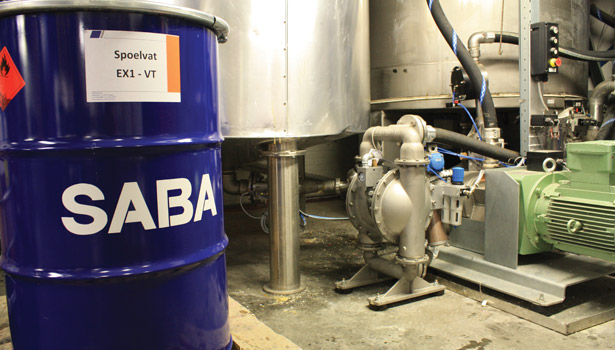 Case study air operated double diaphragm pumps provide the glue rapid adhesive bonding by induction and microwave curing publicscrutiny Images