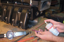 mproving Assembly with Fastener and Component Enhancement Materials
