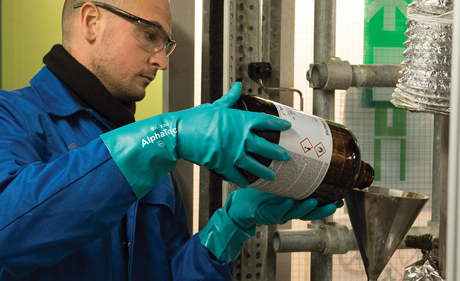 Handle with Care: Personnel Protection in the Adhesives and Sealants Industry