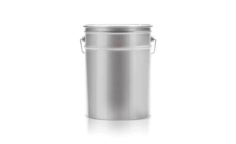 UN-Rated Steel Pails for the Packaging of Adhesives and Sealants