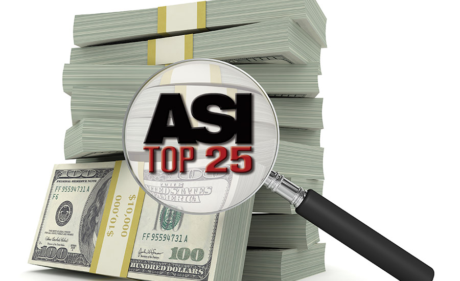 ASI Top 25 of 2015