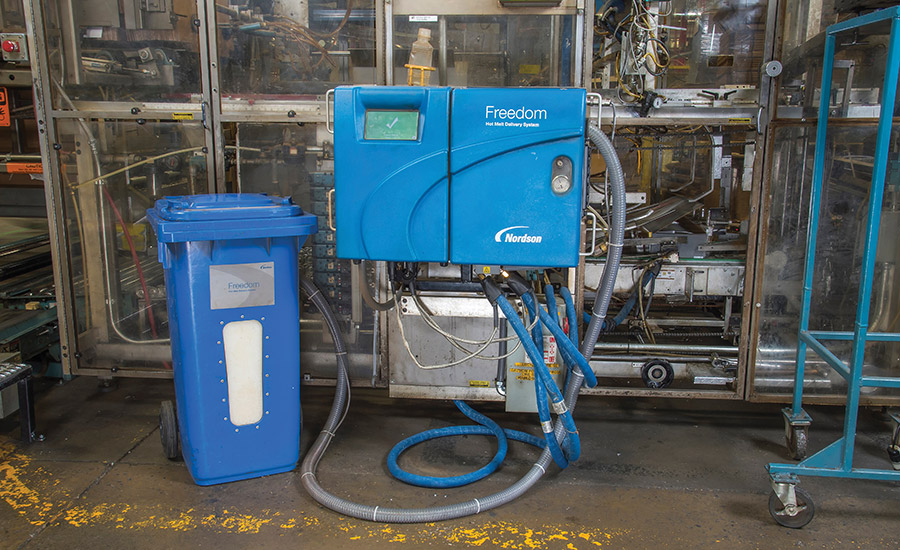 Optimizing Adhesives for Tankless Dispensing Systems