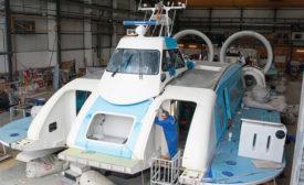 12000TD hovercraft