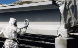 Chemline spray coating