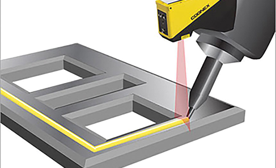3-D vision enables challenging adhesive inspection applications.