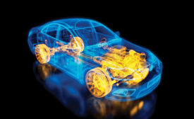 Electric vehicle powertrain design