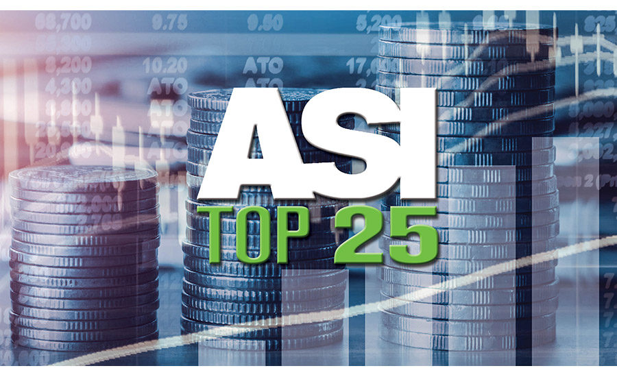 2018 ASI Top 25: Leading Global Manufacturers of Adhesives
