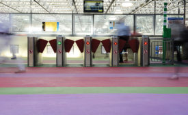 Fast-curing floors