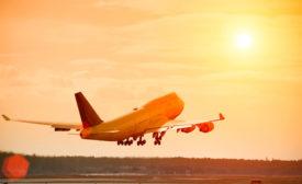 ASI M&A Corner plane liftoff