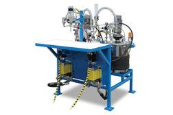 Dispensing technology material formulators