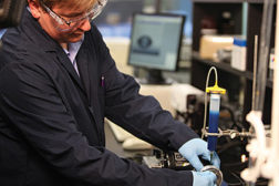 uv curable bore factory sealant tube