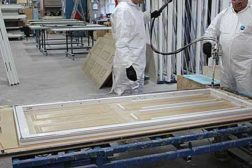 door factory coating sealants