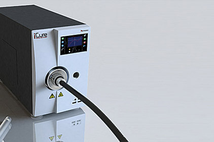 icure machine photonics curing