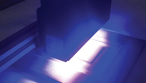 Efficient Curing  with Innovative UV Technologies