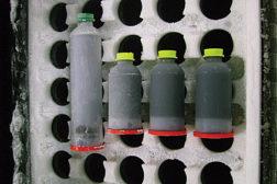 frozen mixture plastic tubes semco