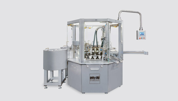clip packs packaging machine