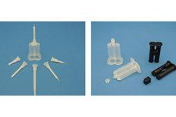 Plas-Pak dual syringe products