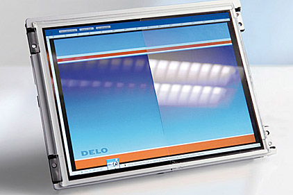 DELO touch panels