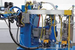 dispending polyurethane elastomers sealant equipment