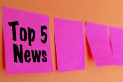 Top 5 News