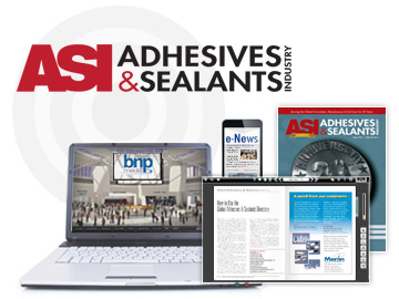 About Adhesives & Sealants Industry