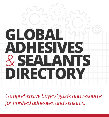 Global Adhesives & Sealants Directory